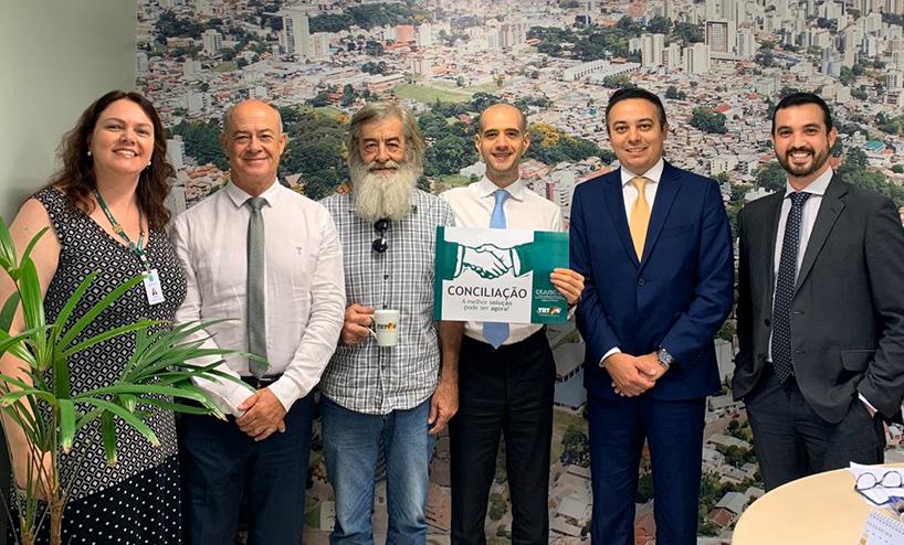 Tedesco e Portolan | Escritório Tedesco & Portolan participa de acordo Cejusc, resultando em R$ 5,2 milhões a trabalhador
