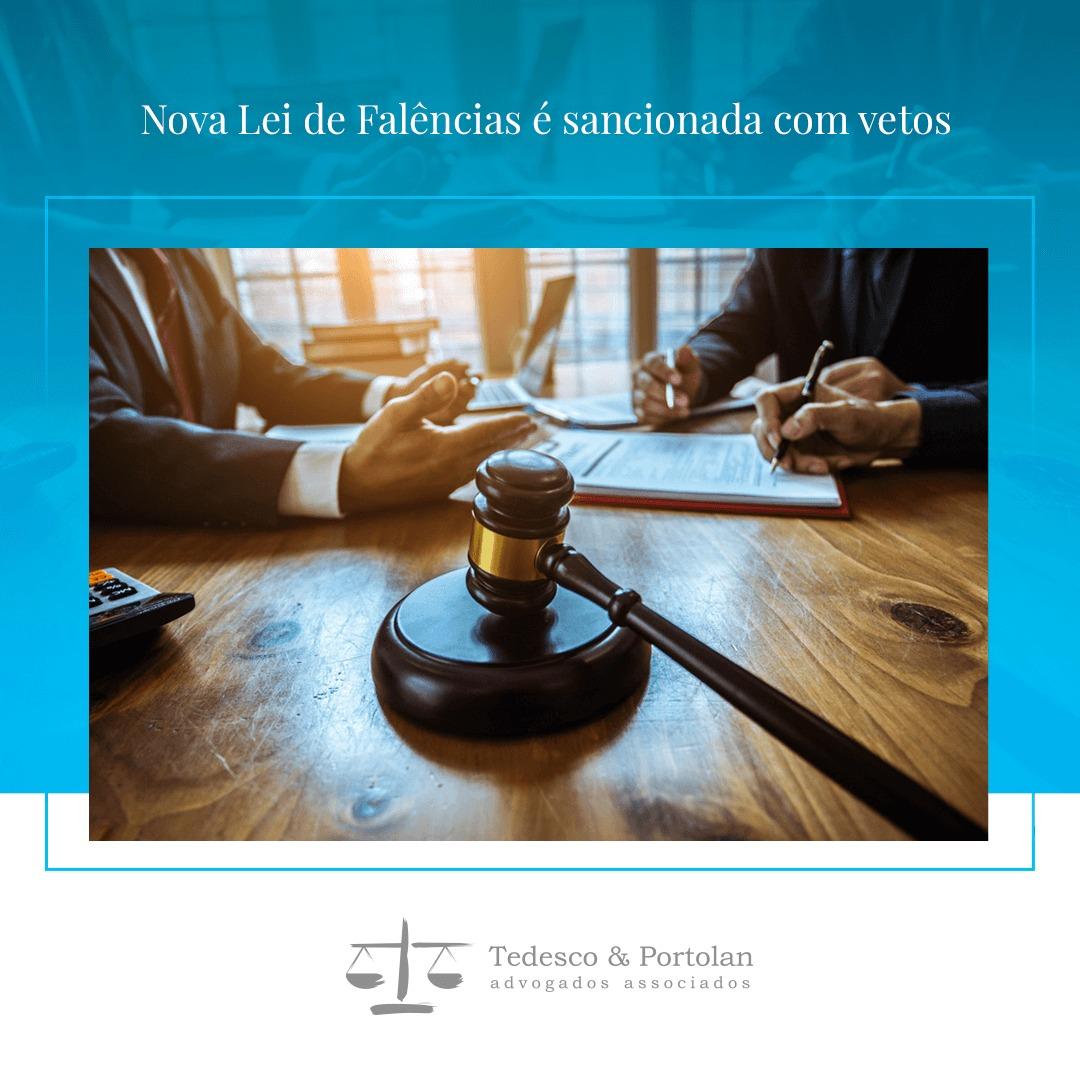 Tedesco e Portolan | Qual a diferença entre Recuperação Judicial e Falência?